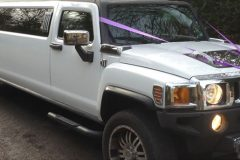Hummer H3 (8 Seater)