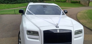 Rolls Royce Ghost Wedding 4