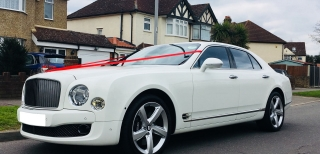 Bentley Mulsanne 1