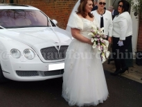Bentley FS Wedding