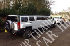 Hummer H2 (16 Seater)