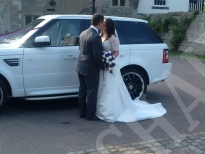Range Rover Sport Wedding 3