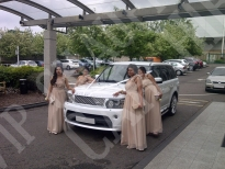 Range Rover Sport Wedding 6