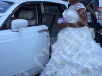 Rolls Royce Phantom Wedding 1