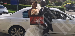 Bentley Wedding 2