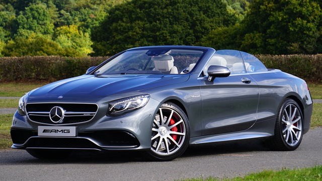 gray-mercedes-benz-coupe